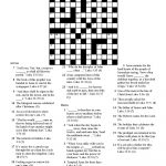 15 Fun Bible Crossword Puzzles | Kittybabylove – Bible Crossword Puzzles For Adults Printable