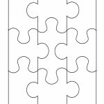 19 Printable Puzzle Piece Templates ᐅ Template Lab – Printable 8 Piece Jigsaw Puzzle
