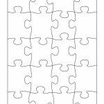 19 Printable Puzzle Piece Templates ᐅ Template Lab   Printable Puzzle