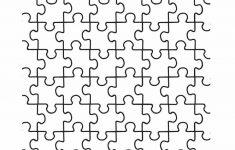 Printable Puzzles Pieces