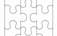 Puzzle Pieces Printable