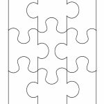 19 Printable Puzzle Piece Templates   Template Lab   Free Printable   Printable Puzzle