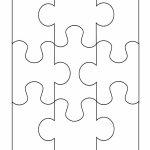 19 Printable Puzzle Piece Templates   Template Lab   Free Printable   Printable Puzzle.com