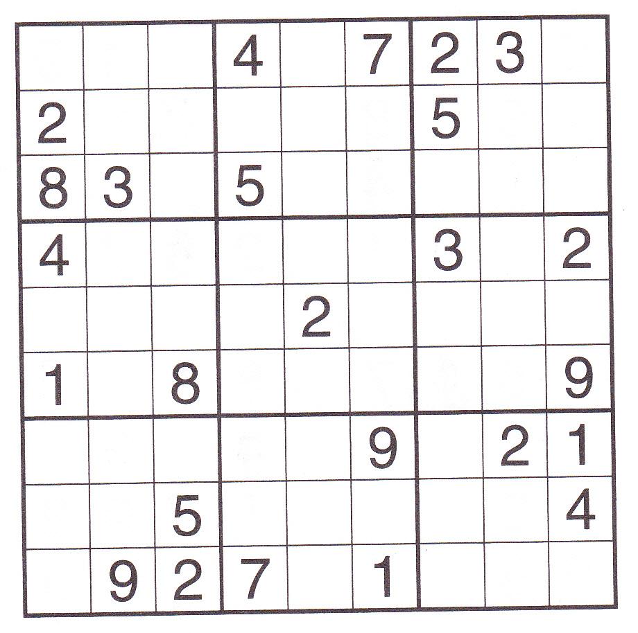 26 Free Printable Sudoku Puzzles 16X16, 16X16 Free Printable Puzzles - Printable Sudoku Puzzles 16X16 Free