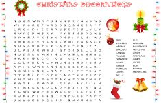 31 Free Christmas Word Search Puzzles For Kids – Free Printable Christmas Crossword Puzzles