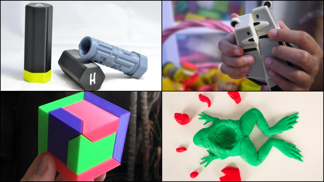 3D Printed Puzzle – 10 Great Curated Models To 3D Print | All3Dp - Free Printable 3D Puzzles