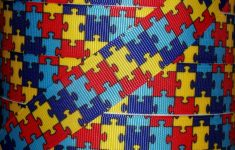 Puzzle Print Ribbon