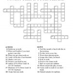 6 Mind Blowing Summer Crossword Puzzles | Kittybabylove   Summer   Summer Crossword Puzzle Printable