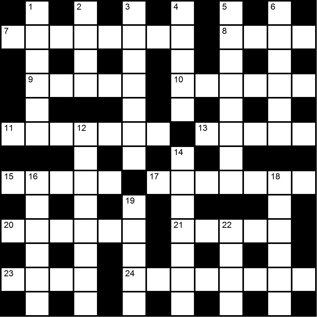 A Football Crossword: The Premier League Season Review - O-Posts - Printable Premier Crossword Puzzle