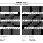 A Plagiarism Scandal Is Unfolding In The Crossword World   Chicago Sun Times Crossword Puzzle Printable