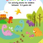 Activity Sheets For 3 Year Olds – With Kindergarten Worksheets Pdf   Printable Puzzle For 3 Year Old