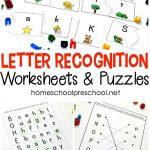 Alphabet Printables For Your Homeschool Preschool   Printable Puzzle Alphabet