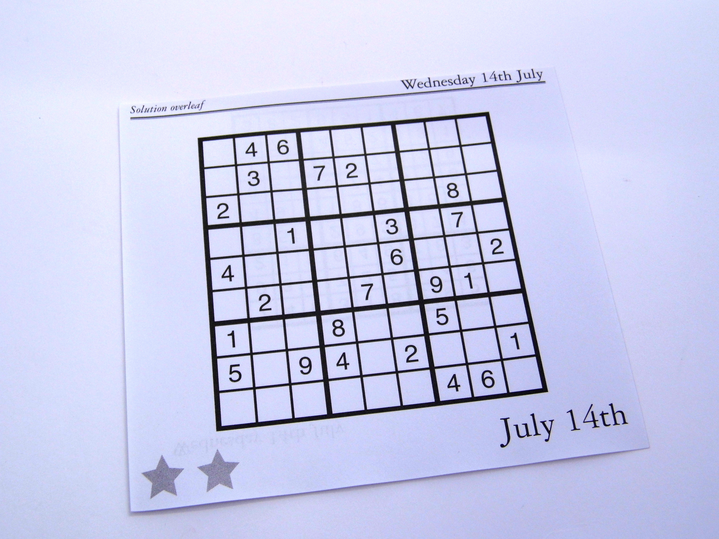 Archive Evil Puzzles – Free Sudoku Puzzles - Free Printable Sudoku 6 - Printable Sudoku Puzzles 1 Per Page