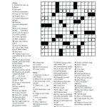 Bible Crossword Puzzles Printable   Masterprintable   Printable Bible Crossword Puzzles With Scripture References