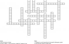 British Prime Ministers & Us Presidents Crossword – Wordmint – Us Presidents Crossword Puzzle Printable