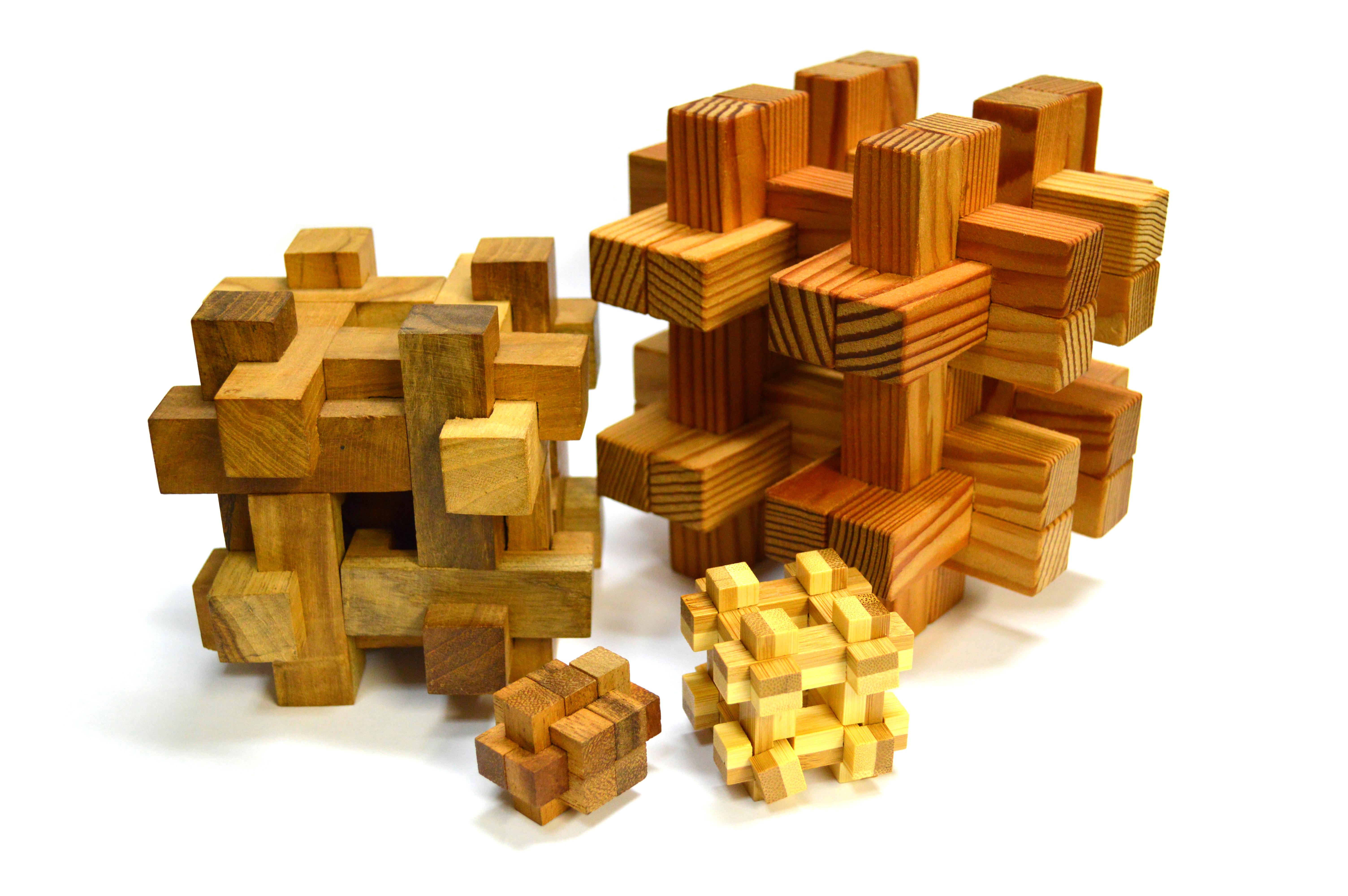 Burr Puzzle - Wikipedia - Printable Burr Puzzle