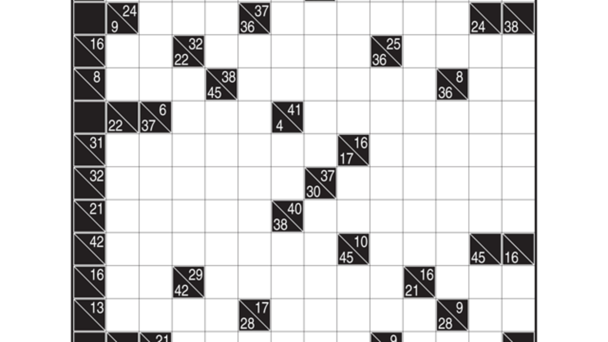 Can You Solve The 10 Hardest Logic Puzzles Ever Created? - Printable Kakuro Puzzles Hard