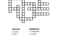 Printable Geography Puzzles