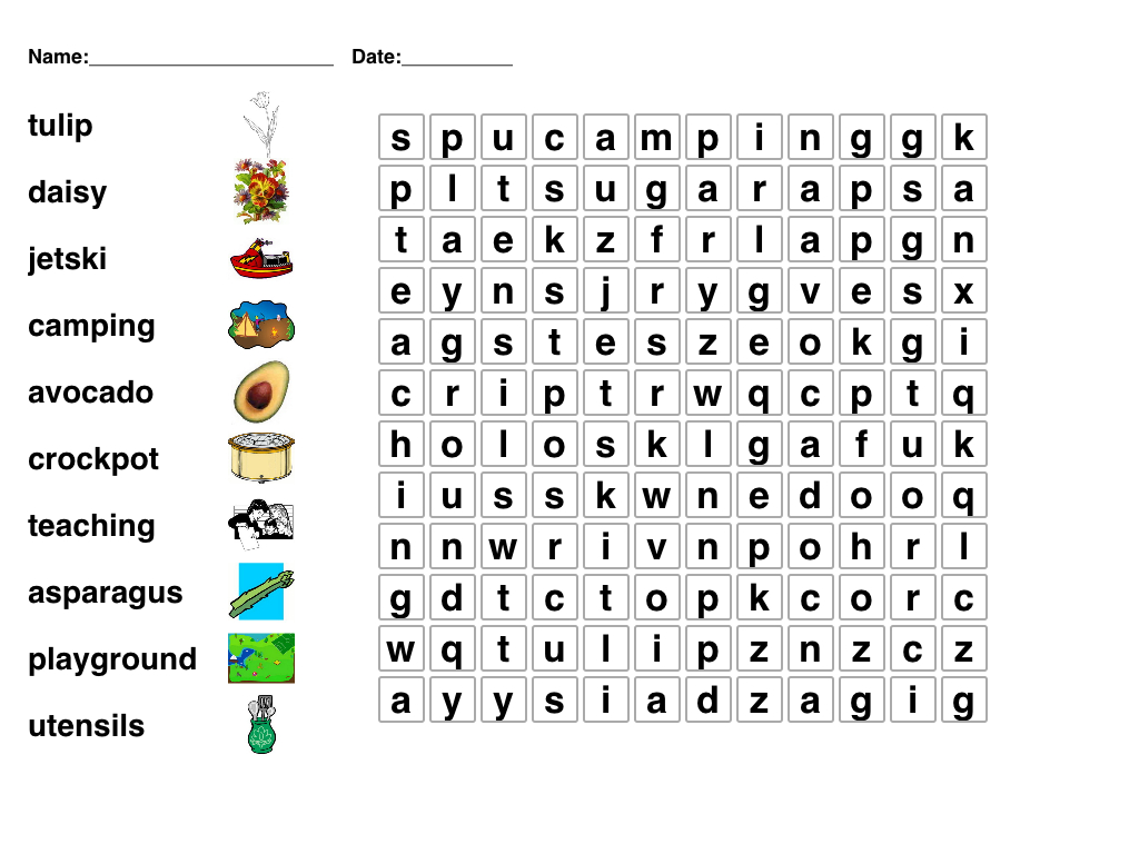 Challenge Your Logic Skills And Expand Your Vocabularysolving - Print Puzzle Online