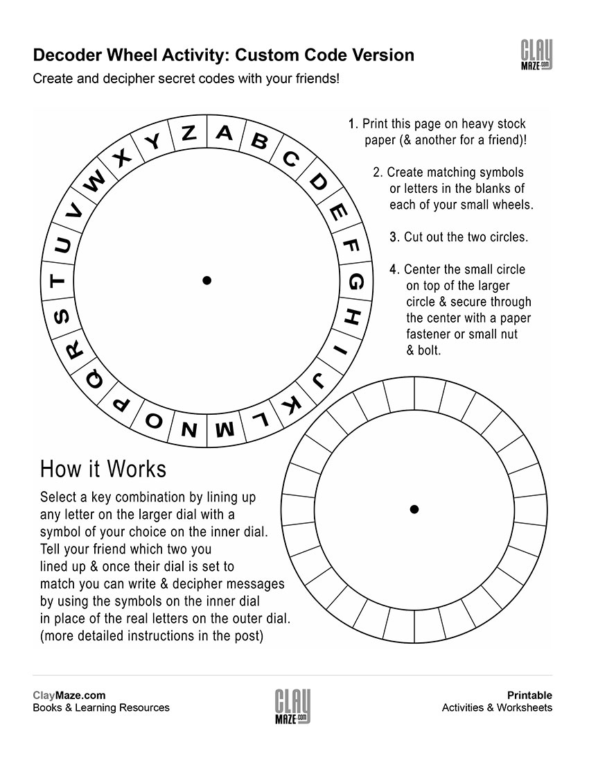 Codeword Puzzles Printable (94+ Images In Collection) Page 1 - Printable Decoder Puzzles