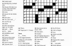 Printable Puzzles.usatoday.com
