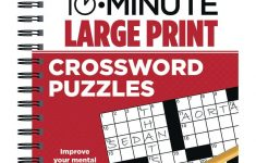 Thomas Joseph Crossword Puzzles Printable