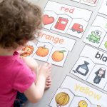 Colour Puzzles For Toddlers And Preschoolers | Kids | Puzzles For   Printable Puzzles For 3 Year Olds