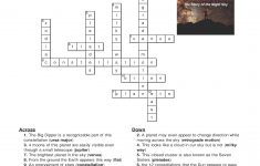Printable Computer Crossword Puzzles With Answers