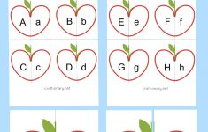 Printable Puzzle Alphabet