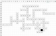 Free Printable Crossword Puzzles For Dementia Patients