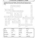 Crosspatch Xmas Printable Puzzle. Support Vocab Development And   Printable Xmas Puzzles