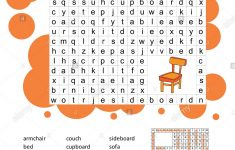 Printable Crossword Puzzles For Learning English