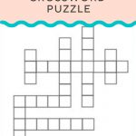 Crossword Puzzle Generator | Create And Print Fully Customizable   Create Your Own Crossword Puzzle Printable
