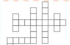 Printable Crossword Generator