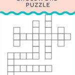 Crossword Puzzle Generator | Create And Print Fully Customizable   Printable Puzzle Generator