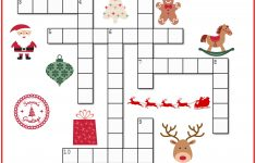 Easy Crossword Puzzles Printable For Kids