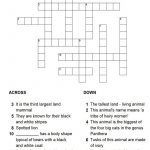 Crossword Puzzles For Kids Free | Kiddo Shelter   Printable Crossword Puzzles Horses