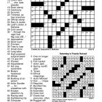 Crosswords Archives | Tribune Content Agency   La Times Printable Crossword Puzzles November 2017