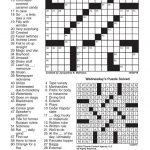 Crosswords, October 20, 2016 | Crosswords | Redandblack   October Crossword Puzzle Printable