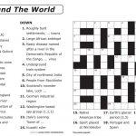 Crosswords Printable Crossword Puzzle Maker Online Free To Print   Make Your Own Crossword Puzzle Free Online Printable