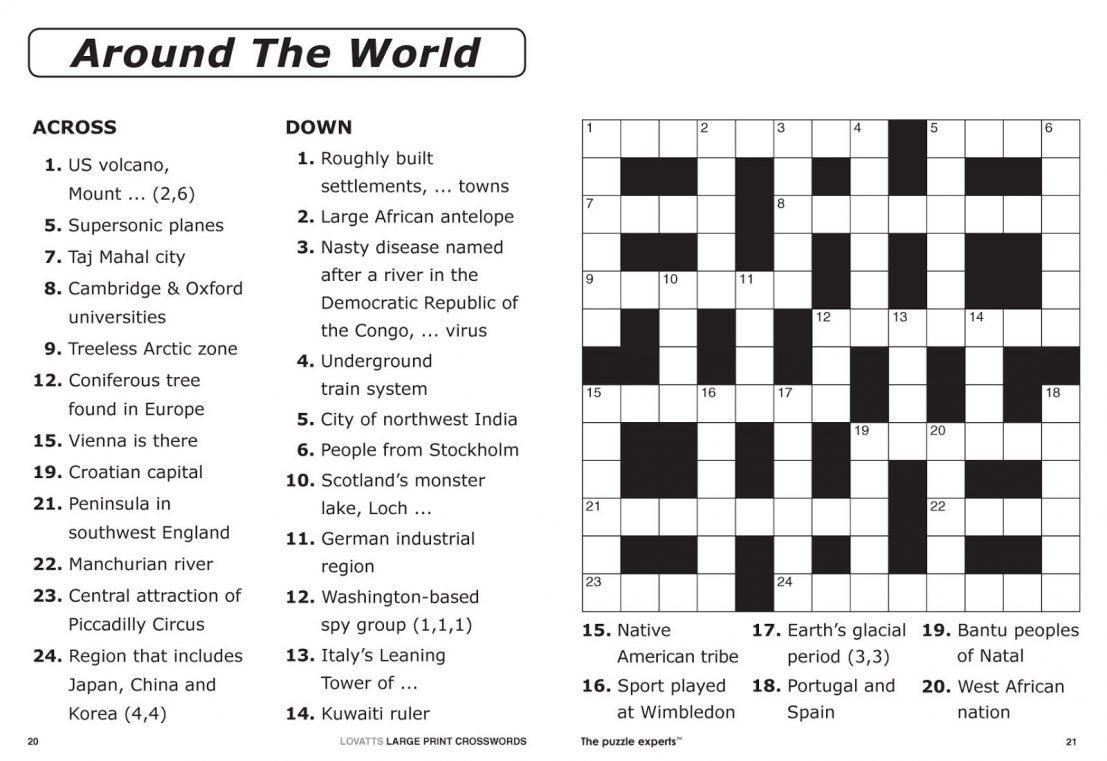 Crosswords Printable Crossword Puzzle Maker Online Free To Print - Printable Puzzle Maker Picture