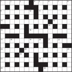 Cryptic Crosswords – Games World Of Puzzles   Printable Reverse Crossword Puzzle