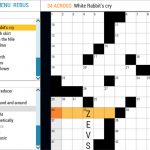Daily Cryptic Crossword Puzzles For You To Play Now!   Printable Sheffer Crossword Puzzles