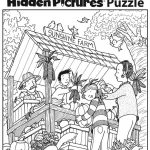 Download This Festive Fall Free Printable Hidden Pictures Puzzle To   Printable Hidden Puzzle Games