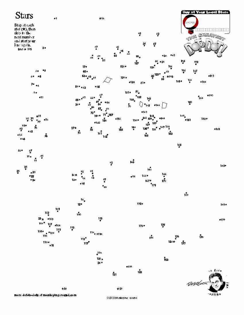 Downloadable Dot-To-Dot Puzzles   Dot To Dot   Dot To Dot Puzzles - Printable Dot Puzzle
