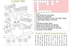 Printable Easter Puzzles For Adults