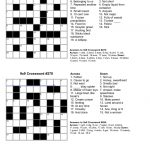 Easy Kids Crossword Puzzles | Kiddo Shelter | Educative Puzzle For   Simple Crossword Puzzles Printable