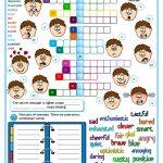 Feeling And Emotions Worksheet   Free Esl Printable Worksheets Made   Feelings Crossword Puzzle Printable