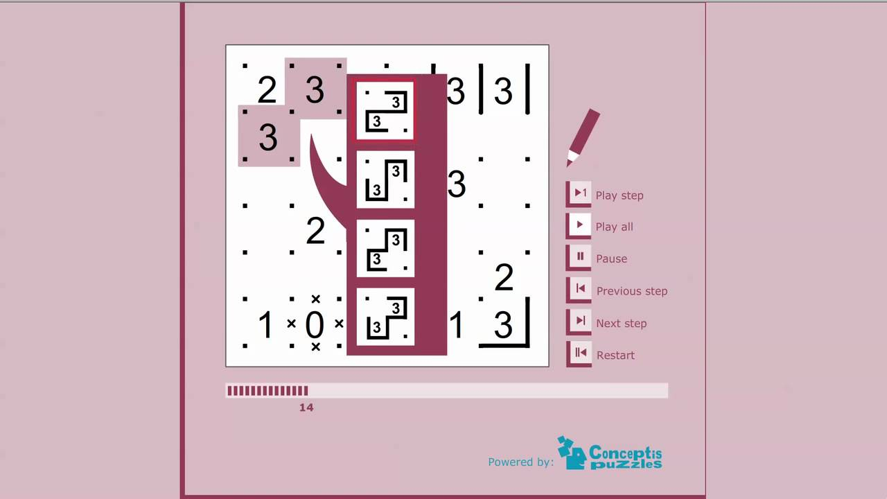 Free And Printable 66 Slitherlink Puzzles To Train Your Brain - Printable Numbrix Puzzles
