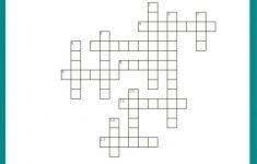 Horse Crossword Puzzle Printable